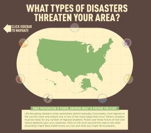 Disaster Maps